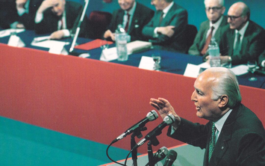Fondazione Cvl: dal '47 con le radici nella Resistenza